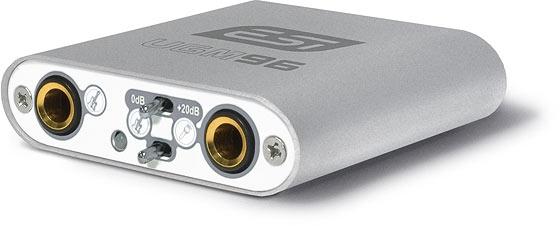 ESI UMG96 USB audio interfész