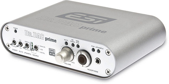 ESI - Product Archive: Dr  DAC prime