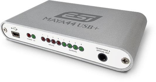 ESI - MAYA44 USB+